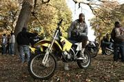 12 O'Clock Boys   Directed by Lotfy Nathan  This gritty and exhilarating documentary follows several years in the life of Pug, a young Baltimorean who hopes to join the exclusive ranks of Baltimore's urban dirt-bike riders.