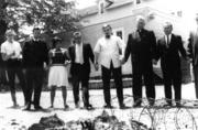 Hit & Stay  Directed by Joe Tropea and Skizz Cyzyk  This Baltimore-made documentary tells the story of the radical priests, nuns, and everyday people who comprised the Baltimore Four and the Catonsville Nine, risking prison to challenge U.S. military involvement in Vietnam.