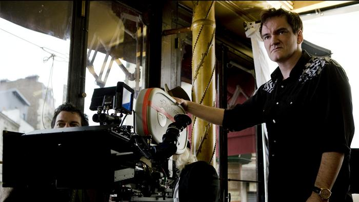 Quentin Tarantino to shoot next film in California thanks to tax credits