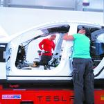 Tesla's orbit: Manufacturers cluster in Bay Area