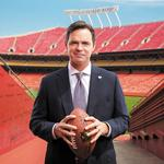 Newsmaker: Chiefs' Donovan applies lessons as athlete to front office