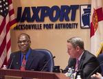 Gaffney no longer on Jaxport board