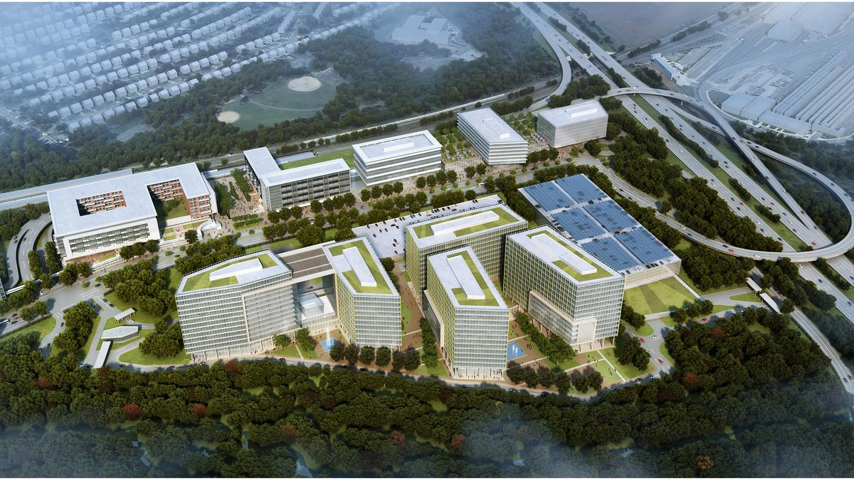 Maryland delegation to President Trump: Get involved in the FBI HQ project - Washington Business Journal