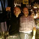 PX's <strong>Todd</strong> <strong>Thrasher</strong> mixes it up with Parisian bartender to boost Alexandria tourism (Video)