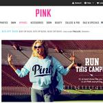 Thomas Pink Ltd. menswear retailer in London could be confused with Victoria's Secret Pink line, judge says in trademark case