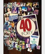 40 Under 40 winners reveal themselves (slideshow)