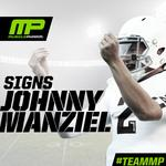 Denver's MusclePharm signs 'Johnny Football' to endorsement deal