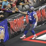 Arena Football League takes control of the Portland Thunder