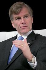 Virginia Gov. <strong>Bob</strong> <strong>McDonnell</strong> announces big surplus