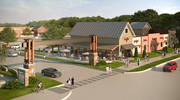 A Walmart store will anchor the new Gramor Development project in Sherwood Town Center.