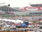 Chiefs continue tweaking parking lot rules