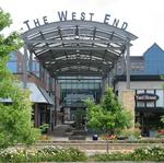 CBRE hired to handle Shops at West End leasing