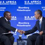 Tough questions for Obama from a young African entrepreneur