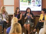 Women golfers draw parallels between the sport and business