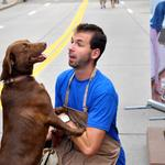 Big Heart Pet Brands' food truck for dogs makes a stop in Pittsburgh (Video)