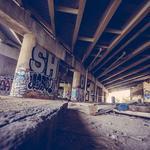 A nonprofit wants to build the world's largest urban art park beneath the JFX
