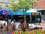 COTA's CBUS downtown circulator to remain free for another year