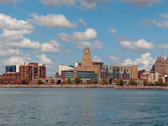 Buffalo rises 15 places in U.S. economic rankings