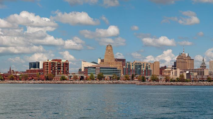 How frequently do you visit downtown Buffalo?