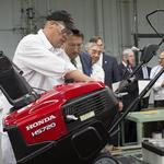 Why Honda Power Equipment is expanding in Alamance