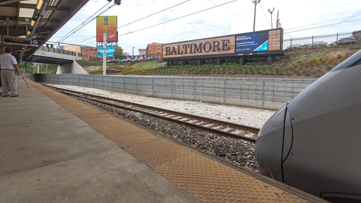 Biden's infrastructure plan could make Baltimore & Potomac Tunnel replacement a reality - Baltimore Business Journal