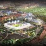 How seriously is the MLS taking Elk Grove's bid for a franchise? Hard to tell