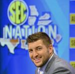 Want to hear Tebow? He's now on Jacksonville radio