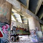 Organizers of urban art project under JFX stick to niche in fundraising round