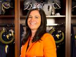 Molly Higgins Vice president of corporate communications and civic affairs, St. Louis Rams