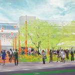 Boston Convention & Exhibition Center to launch temporary park