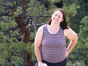 Deborah Miller weighed 245 pounds before undergoing gastric sleeve surgery.