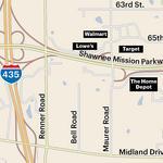 Shawnee advances retail center incentives; neighbor gets a police escort