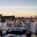Diner en Blanc location still secret, but its impact on Philadelphia business is clear