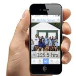 New mobile app makes tracking service hours easier