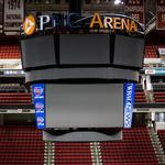 PNC Arena upgrades to Cree LED lights; players respond: 'Meh'