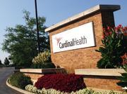Cardinal Health headquarters in Dublin.