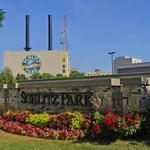 Bucks eye Schlitz Park, Brewery as possible office sites