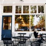 The Mill serves specialty coffee in midtown