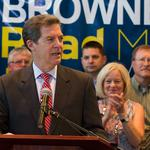 Brownback: 100,000 new jobs in a second term