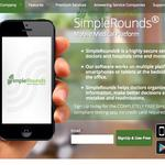 San Antonio medical tech firm rolls out SimpleRounds app