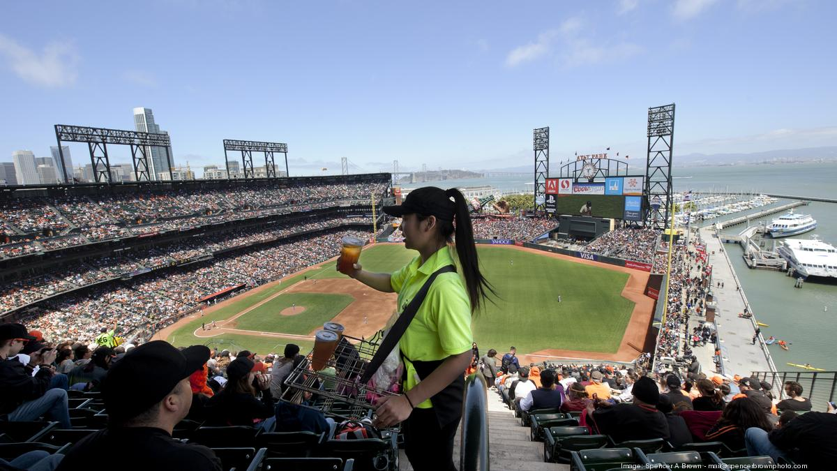 big sale 48351 93e3a San Francisco Giants Dugout Stores swing into deal with ...