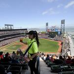 Giants are in a division race — so why do the TV numbers seem low?