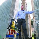 Legoland's Adrian Jones on more hotels, U.K. football and growth