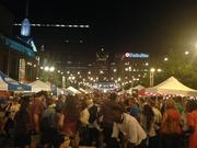 The Night Market in downtown Milwaukee is a Newaukee-organized event.