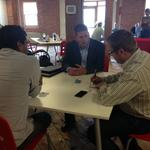 The expert will see you now: entrepreneurs flock to free weekly biz-advice program
