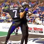 Spurs exploring options with Arena Football League Talons