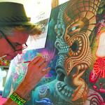 Big Island artist takes Hawaiiana art to the world