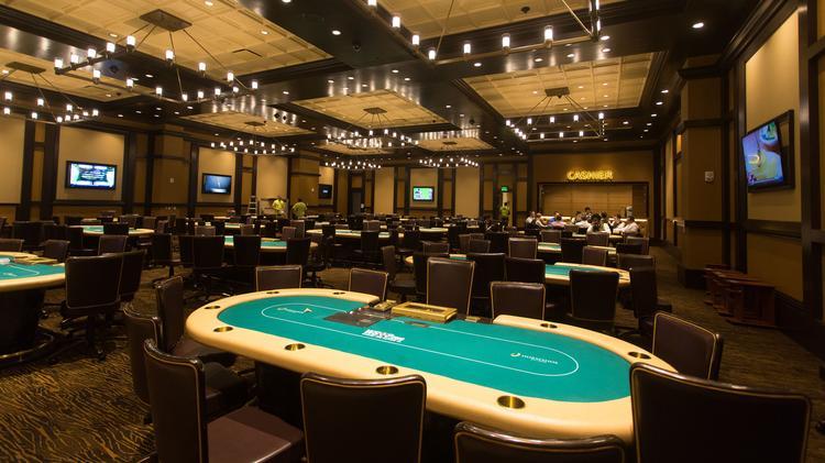 Horseshoe casino nashville tn