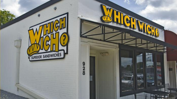 Dayton area's first Which Wich location to open in April