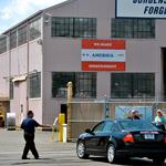 Future of union at Jorgensen Forge fuzzy after layoff notice